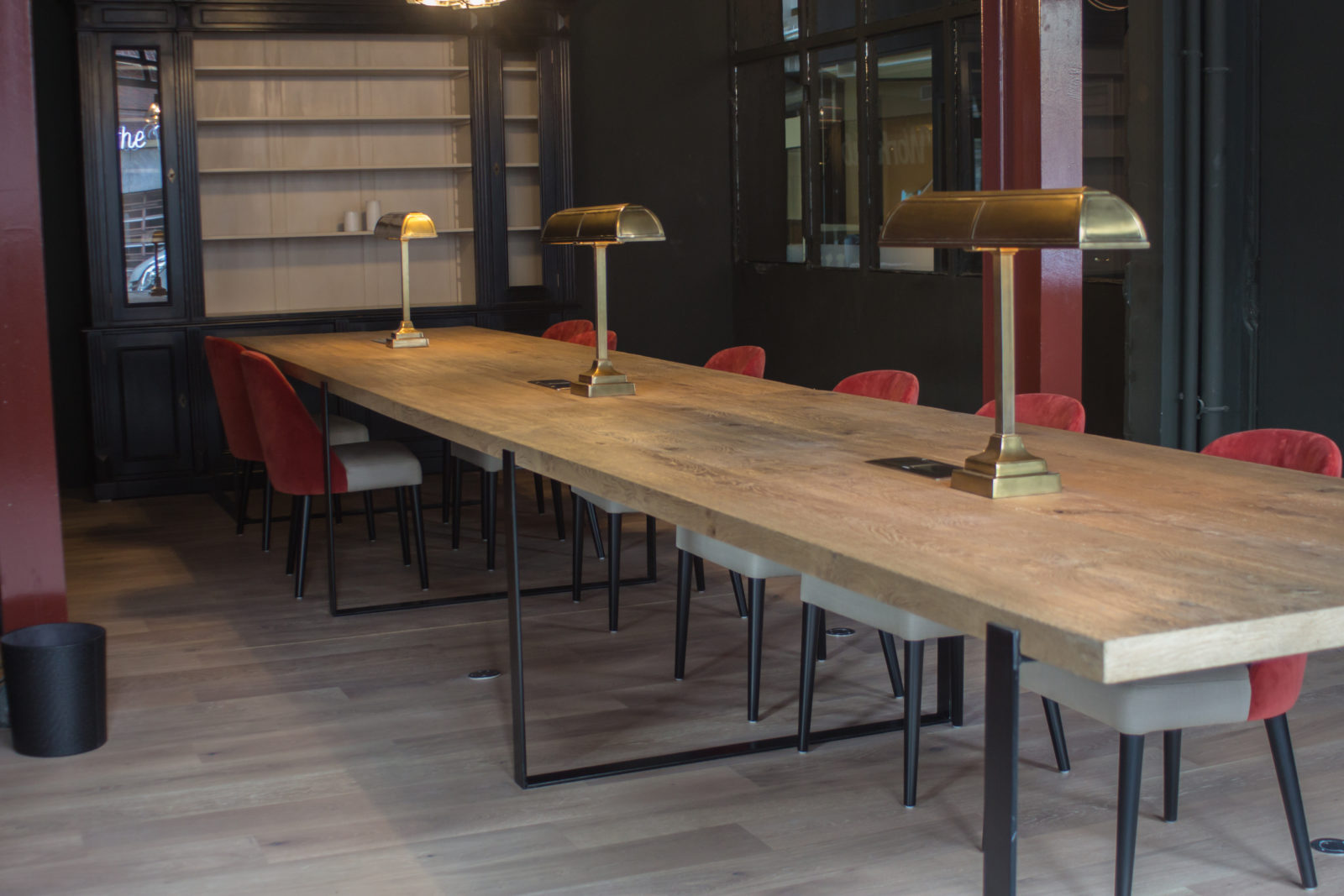 Table co working